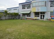 平成24年 楠幼稚園 東庭園の芝生緑化